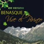 Folleto de temporada verano Benasque